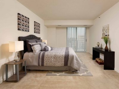 Bethesda Place guest room