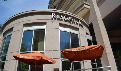 On-site Peet's Coffee