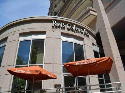 On-site Peet's Coffee